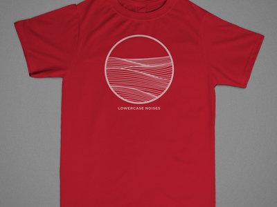 Waves Red Logo Shirt main photo
