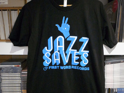 Jazz Saves T-Shirt main photo