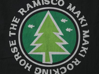 The Ramisco Maki Maki Rocking Horse - Tree Tee main photo