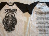 'Breed Death' Baseball - European Tour shirt photo