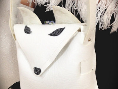 Starwolf Presents: The Wolf-Ear Purse - SHIPS FREE IN THE USA! main photo