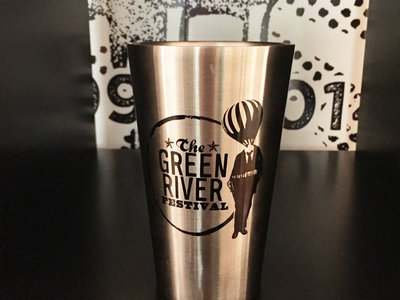 Green River Festival Insulated Steel Cup main photo
