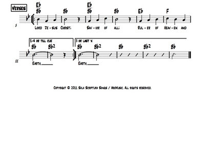Antiphon (Lead Sheet) main photo