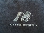 Lobster Theremin Logo Sweatshirt photo