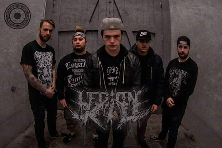 Legion To Kill @ Charleroi