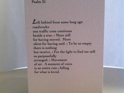 Psalm Cards main photo