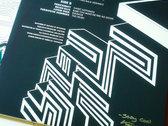 "Signed ""Raw Silk Vol. 2"" Vinyl Record + Skylines photo"