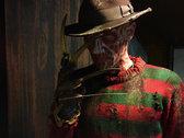 """""""1428"""" Screen Worn Freddy Krueger Sweater photo"""