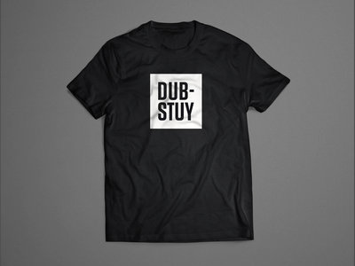 Dub Stuy Boxed Logo Tee main photo