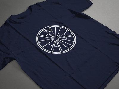 Label Logo T-Shirt - Navy Blue main photo
