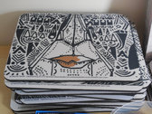 Mouse Pad Featuring Slavaki - Daydreaming Album Artwork by SamCrew photo