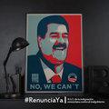 #RenunciaYa image