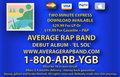 Average Rap Band image