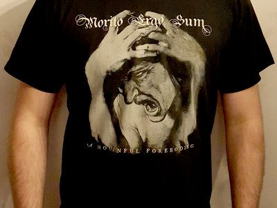 A Mournful Foreboding Cover T-shirt main photo