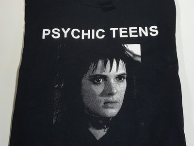 Lydia Deetz Shirt (Black) main photo