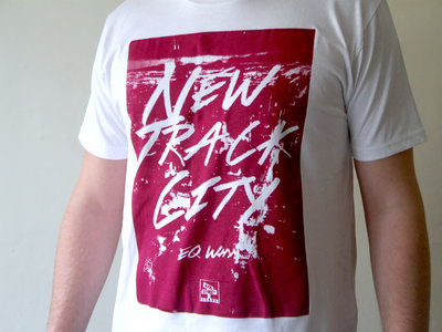 EQ Why / New Track City // Limited edition t-shirt main photo