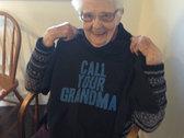CALL YOUR GRANDMA t-shirt photo