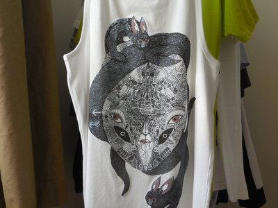 Vest Featuring Slavaki Album Artwork (S,M,L) main photo