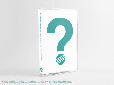 Limited Edition Mystery Cassette (ONE DAY ONLY!) main photo