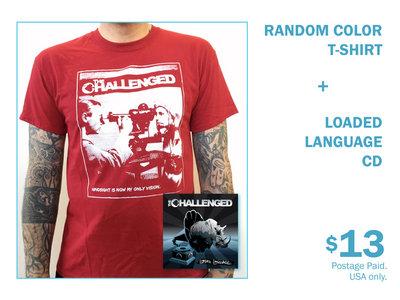 T-Shirt and CD main photo