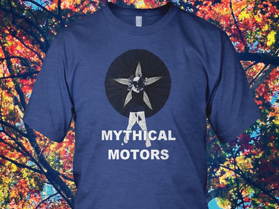 Mythical Motors T-Shirt (Design #1) + tape of your choice main photo