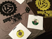 Sunflower Soul Records T-Shirt photo