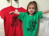 Corner Laughers T-shirt for kids! photo