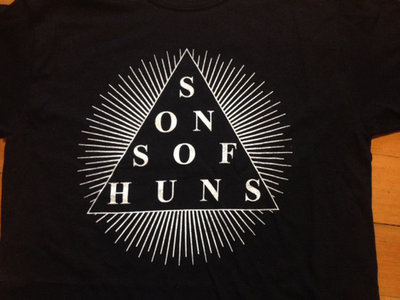 Sons of Huns/Gigantic Brewing LTD T-Shirt main photo