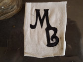 Handmade MB Patch photo