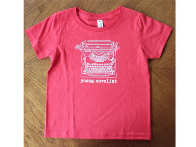 Young Novelist Toddler T-shirt main photo