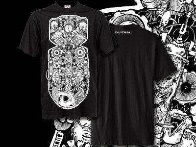 N-Vitral's Bomb T-Shirt main photo