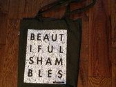 Beautiful Shambles Tote Bag photo
