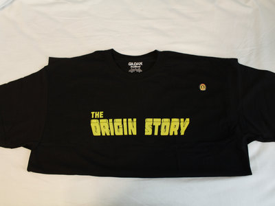 """The Origin Story"" T-Shirt main photo"