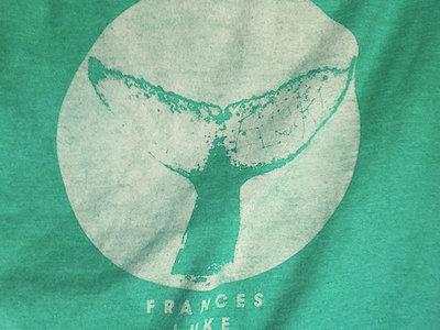 Whale Shirt (green) main photo