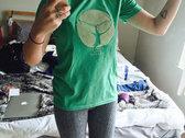 Whale Shirt (green) photo