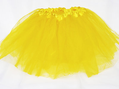 Yellow Tutu main photo
