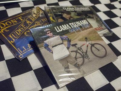 Llama Tsunami Full Physical Discography main photo