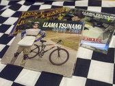 Llama Tsunami Full Physical Discography photo
