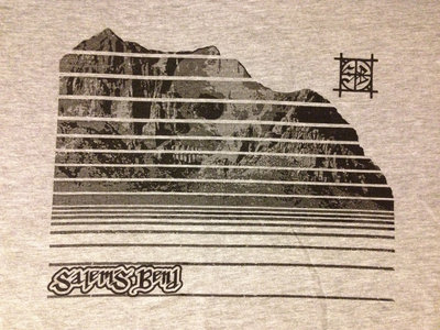 GREY Skull Mountain T-shirt main photo