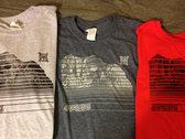 GREY Skull Mountain T-shirt photo