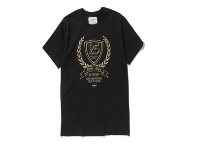 DJ Harvey-Neighborhood 25th anniversary japan tour T-Shirt (Black) main photo
