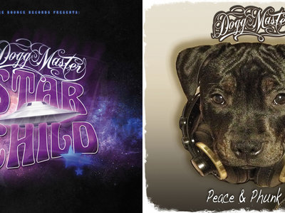 "Pack CD  ""Star Child"" + ""Peace & Phunk"" main photo"
