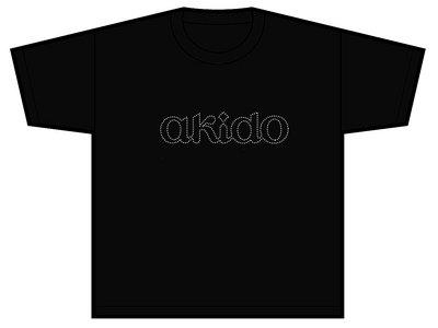 Black T-shirt with logo - Pointy main photo