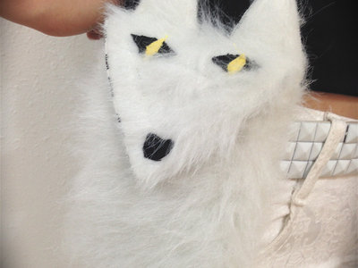 Starwolf's Arctic Wolf Pouch main photo