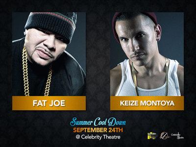 "Ticket to ""Fat Joe - Summer Cool Down"" main photo"