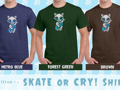 Skate or Cry Shirt main photo