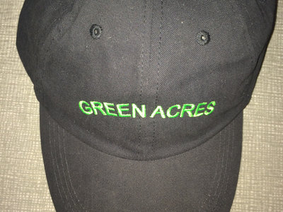 "Black Green Acres ""Dad Hat"" main photo"