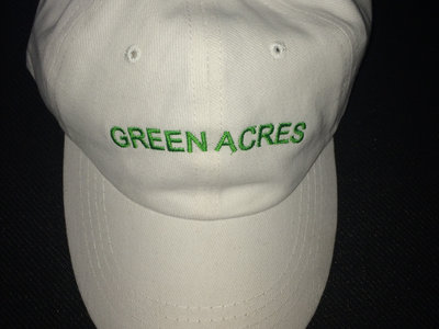 "White Green Acres ""Dad Hat"" main photo"
