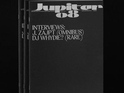 Jupiter 08 Magazine - Issue 02 main photo