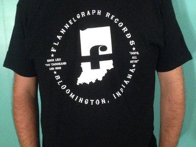 Flannelgraph Records shirt main photo